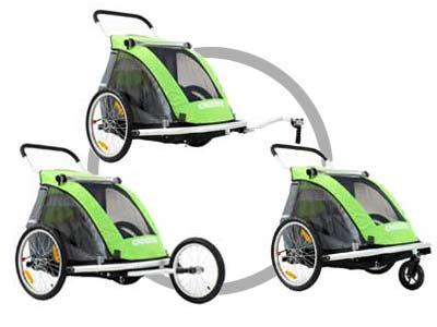 Croozer kid for 2 (1 1) b4e82429ac0