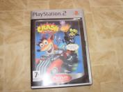 Crash bandicoot na ps2