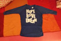 Hope love dream