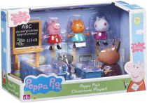 Peppa pig v škole set