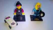 Lego skater girl, black c