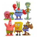 Spongebob 6 ks